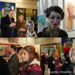 Symphony of Colours  Exhibition Launch.  Photo © Eugenie Absalom