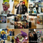 Symphony of Colours Exhibition at La Galleria Pall Mall.  Photo © Eugenie Absalom